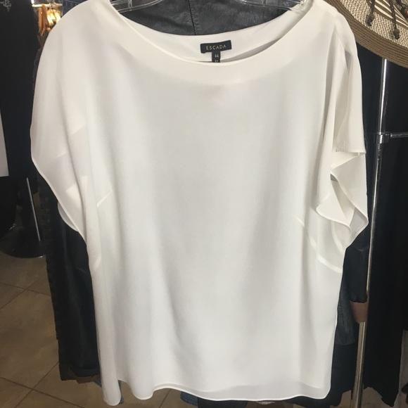 Escada Tops - Escada blouse